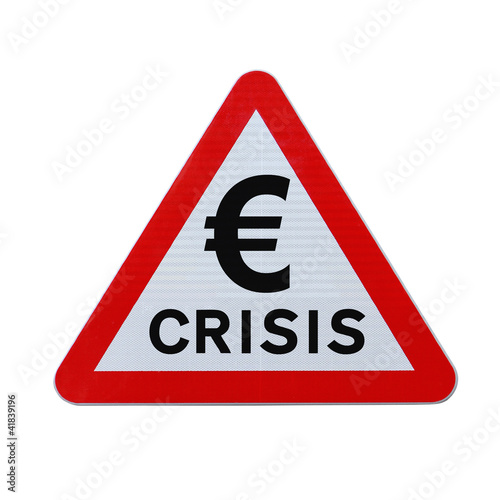 """Euro Crisis"" Warning Sign"