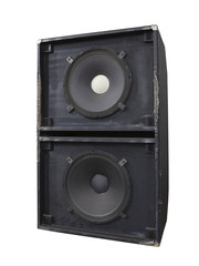 Big Grunge Bass Speaker Box