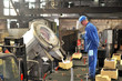 Facharbeiter in Giesserei / foundry company