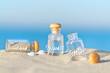 Strandsand, Meerwasser, Ostseeluft, Strandurlaub, Erinnerungen