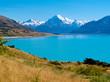 Fototapeten,alpen,kochen,see,neuseeland