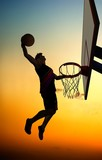 Fototapety Basketball