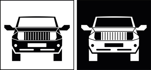 Off-Road vehicle icon