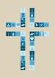 Karte Religion Junge