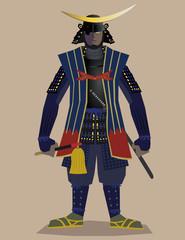 Samurai general