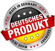 """Button Banner """"Deutsches Produkt"""""""