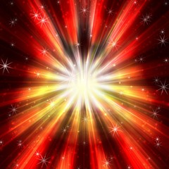 Esplosione Fuoco Cosmico-Cosmic Fire Explosion