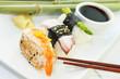 Bambus, Sushi