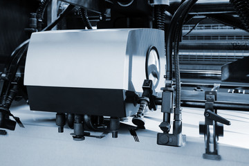 equipment for a printing