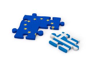 Grèce sortie de l'europe