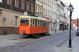 Tramwaj na ulicy - Bydgoszcz