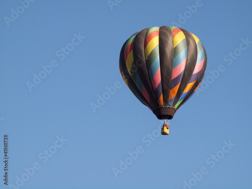 Deurstickers Ballon Balloon Festival
