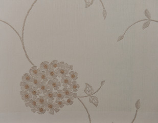 dandelions seamless background