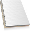 lined notepad