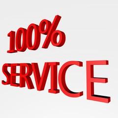 100% SERVICE PHOTO