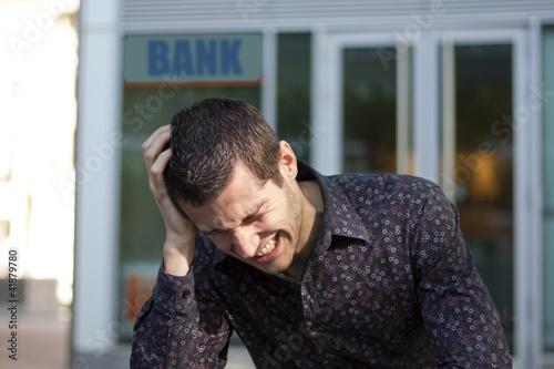 bankrupt and bank crisis