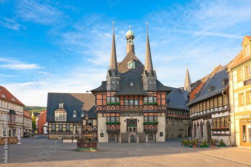 Marktplatz Wernigerode - 41880319