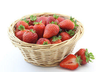Erdbeerkorb