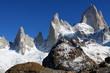 Mt. Fitz Roy Los Glaciares National Park, Patagonia, Argentina