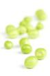 Detaily fotografie fresh peas isolated on white background