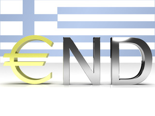 The end of Greece