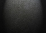 Black plastic texture or background