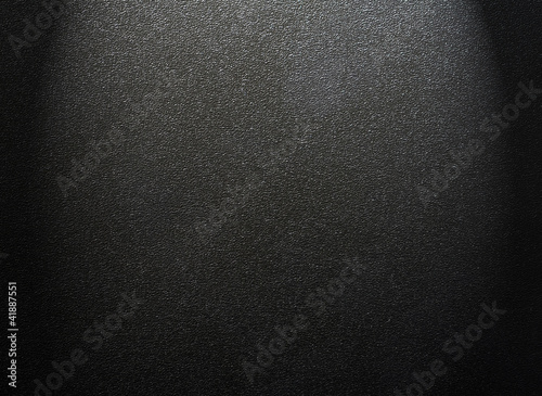 Black plastic texture or background - 41887551