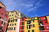 Genova, case del centro storico