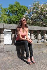 Im Park Sonnen