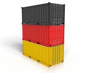 ISO Container Deutschland