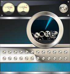 Abstract music machine