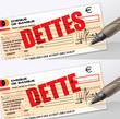 dette européenne, dettes des ménages