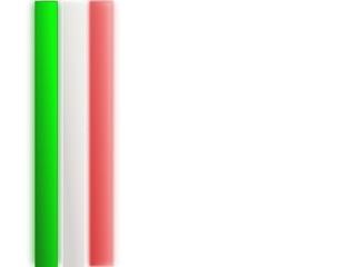ITALIA BANDIERA NAZIONALE STRISCIA