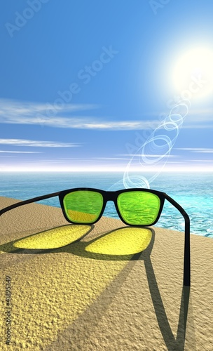 lunettes de soleil - prévention