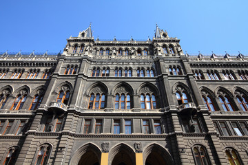 Austria - Vienna City Hall (Rathaus)
