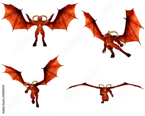 Red Demon Pack