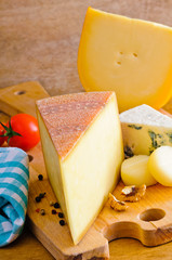 Swiss gourmet cheese