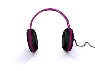 Kopfhörer 3D