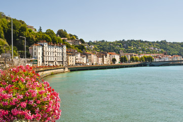 The Rhone and Vienne