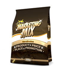 The Marketing Mix - The Four P's