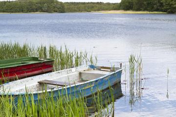 Seenlandschaft Uckermark, Ostdeutschland