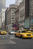 Fototapety New York - Taxi