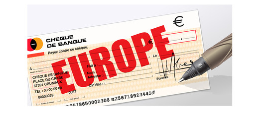 dettes, dette de l'europe