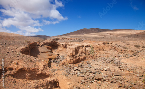 Fuerteventura, Canary Islands, El Barranco de los Molinos
