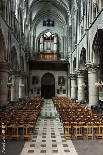 orgues de la cathédrale de Moulins