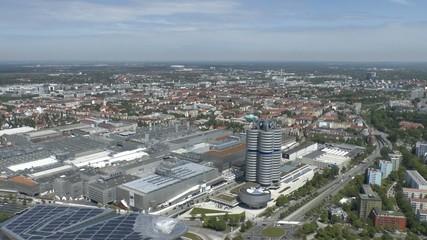 München Panorama Schwenk