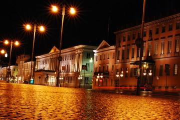 Nachts in Helsinki