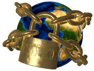 New World Order (NWO) - world in chains