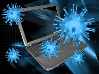 A computer virus