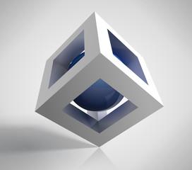 Vector 3D Illustration